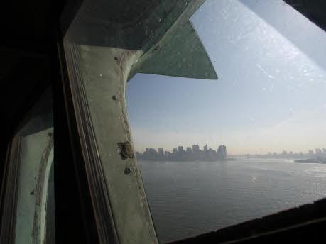 Das Innere der Freiheitsstatue in New York wird wieder für Besucher geöffnet, Reuters