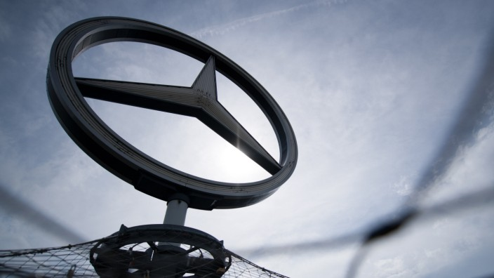 Neuer Verdacht der Software-Manipulation bei Daimler-Dieselautos