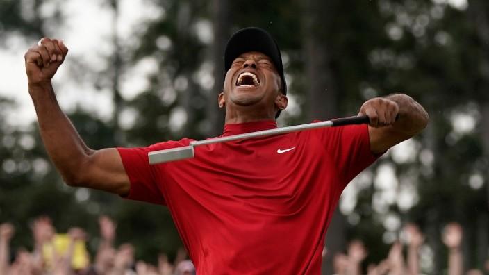 Golf: US Masters