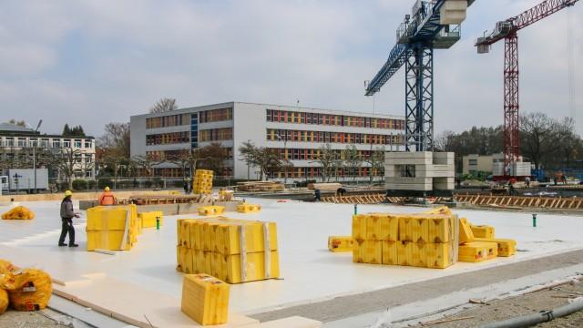 Baustelle Grundschule