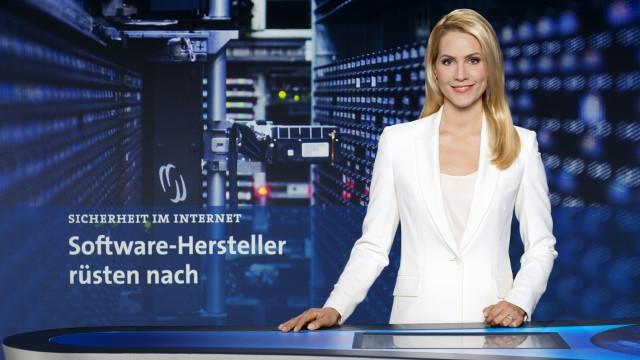Sendestudio ARD-aktuell