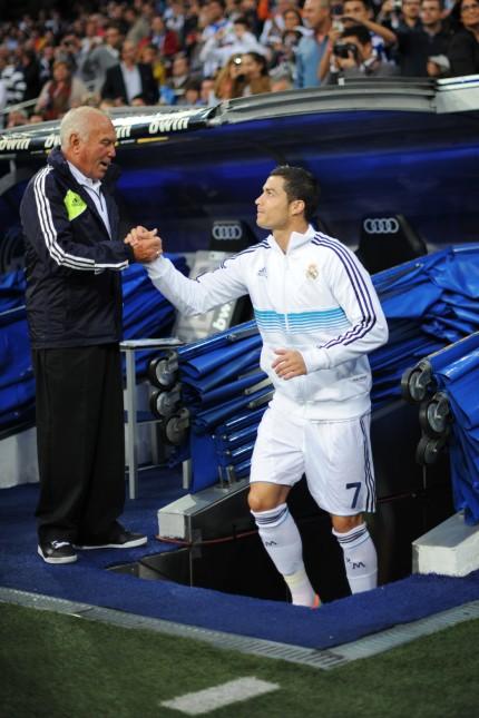 FILE - Agustín Herrerín Who Served As Stadium Delegate at the Estadio Santiago Bernabéu For More Than 18 Seasons Has Died