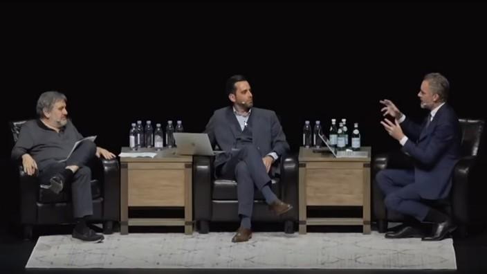 slavoj zizek jordan peterson debate