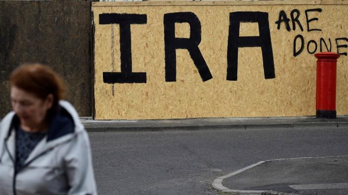 Neue IRA Nordirland