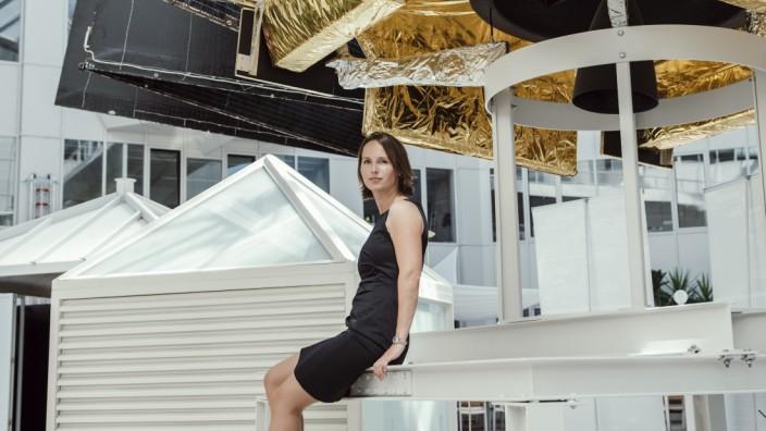 Gleichstellung: Christina Reuter, 34, ist die jüngste Frau, die jemals in Deutschland Mitglied in einem Aufsichtsrat wurde.