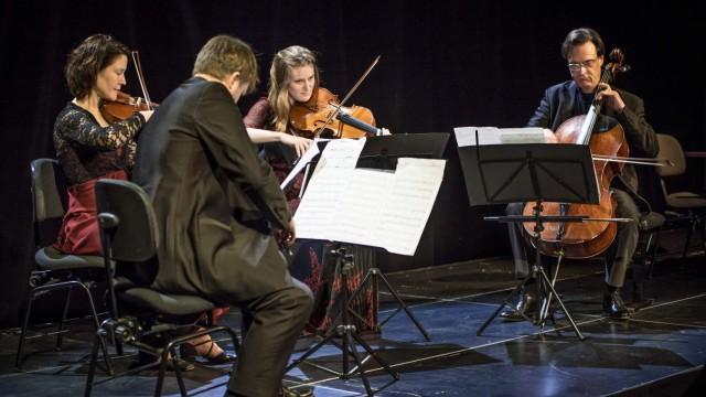Bernrieder Musikfestival: Das Diogenes Quartett wird in Bernried zu sehen und hören sein.