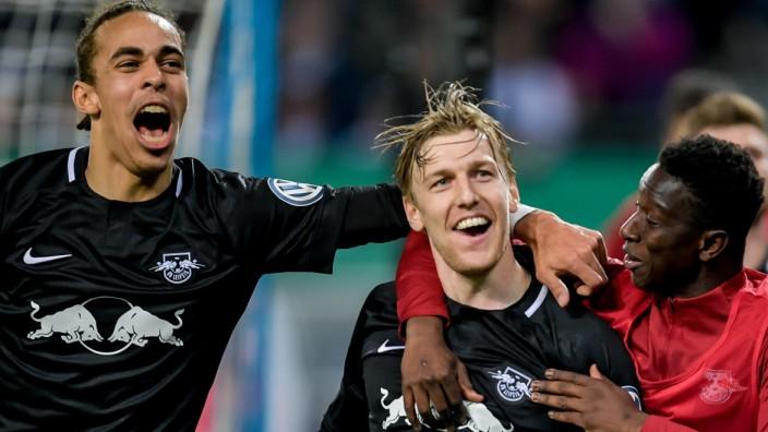 Hamburger SV - RB Leipzig