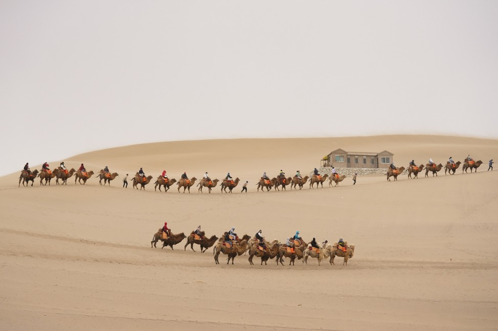 Daily Life In Dunhuang
