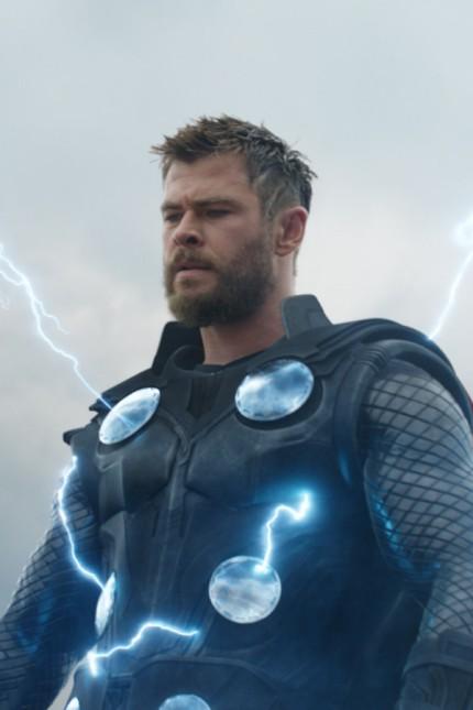 'Avengers 4: Endgame'