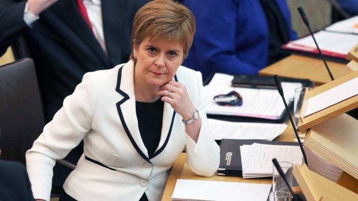Schottland Unabhängigkeitsreferendum