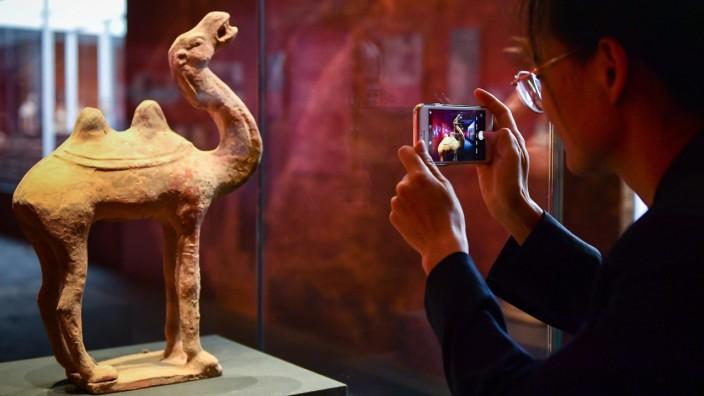 Ausstellung in Chinas Nationalmuseum