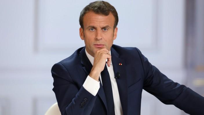 Leserdiskussion: Macron griff in seiner Rede zahlreiche Anregungen der Gelbwesten auf: Er verspricht eine Senkung der Einkommensteuer und einen Inflationsausgleich für Renten.