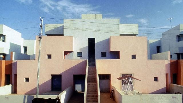 Balkrishna Doshi. Architektur für den Menschen 30.03. - 08.09.2019 Vitra Design Museum, Weil am Rhein