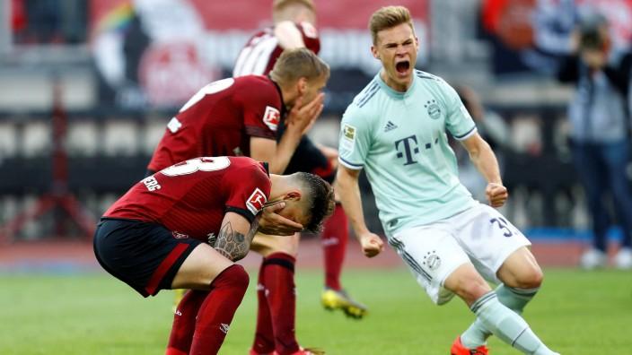 Bundesliga - 1. FC Nurnberg v Bayern Munich