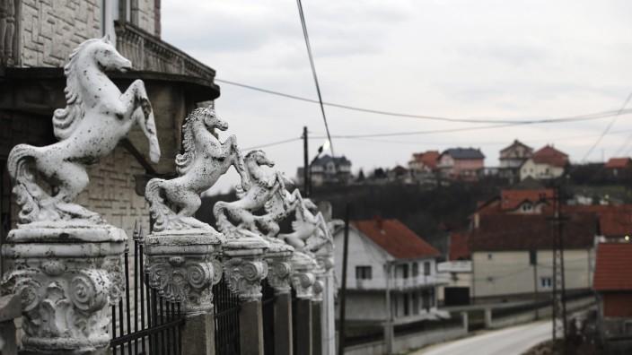Serbia Empty Houses