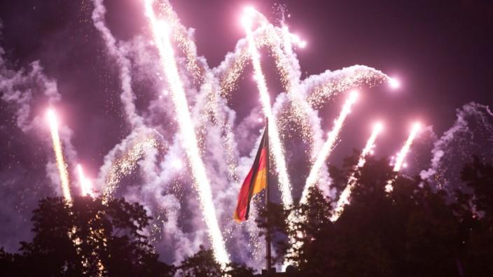 Tag der deutschen Einheit - Veranstaltungen in Berlin