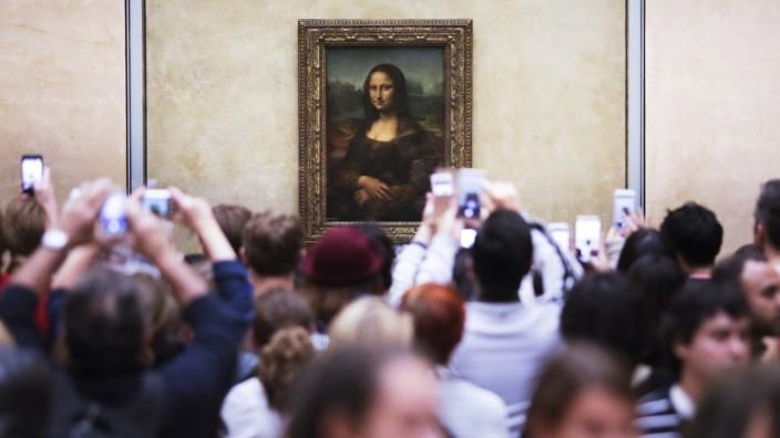 France Mona Lisa