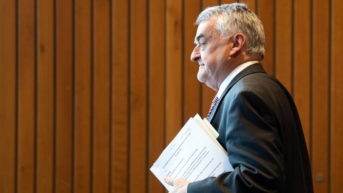 NRW-Innenminister Herbert Reul (CDU)