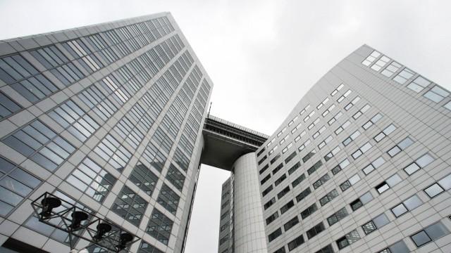 USA sanktionieren Internationalen Strafgerichtshof