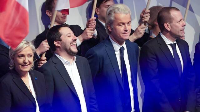 Vor der Europawahl 2019
