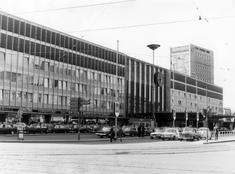 Der Hauptbahnhof München wird abgerissen und neu gebaut