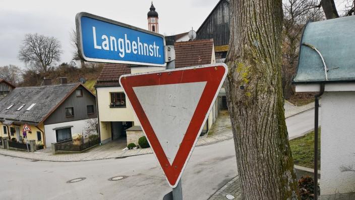 Langbehnstraße Puch