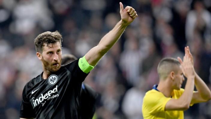Eintracht Frankfurt - FC Chelsea