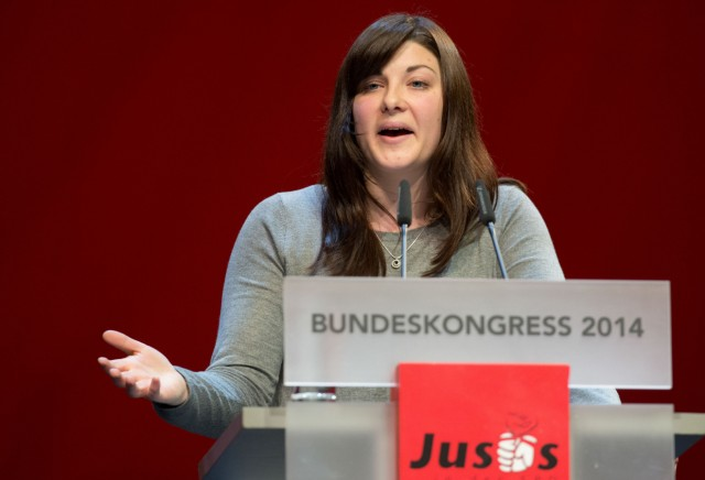 Bundeskongress der Jusos