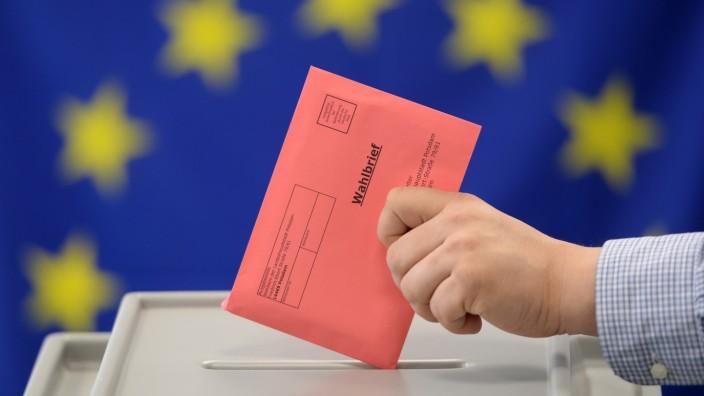 Wahlbrief zur Europa-Wahl