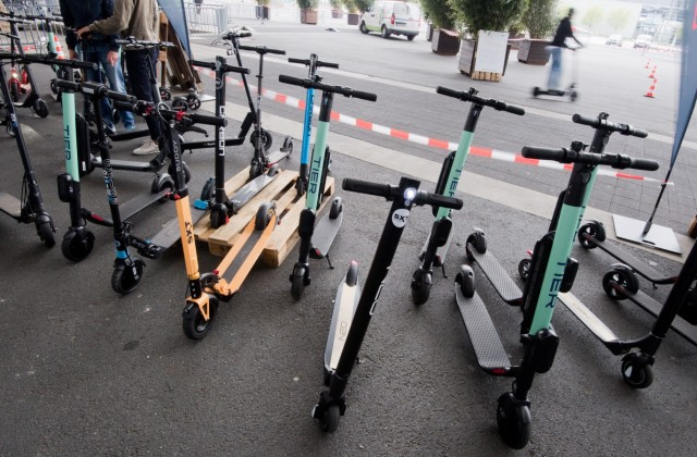 Messe 'micromobility expo'