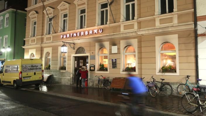 Start am Montag: Den Furtnerbräu hat der Kreisjugendring als Veranstaltungsort für das Politikforum gewählt, weil die Jugend da schon ist.