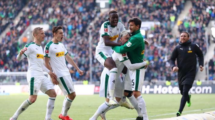Borussia Moenchengladbach v TSG 1899 Hoffenheim - Bundesliga