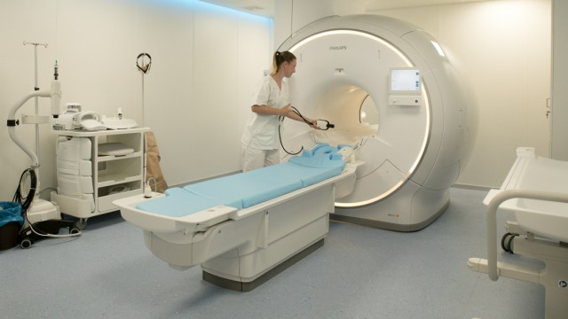 Europas modernste Medizintechnik in der München Klinik Neuperlach