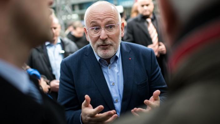 Europawahlkampf der SPD