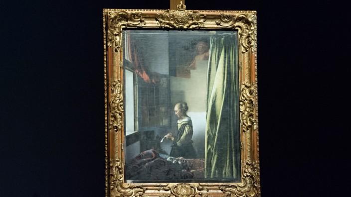 Pk Restaurierung Vermeer