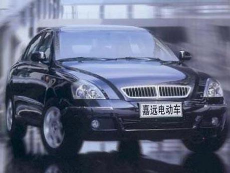 Elektroauto von Nanjing Jiayuan
