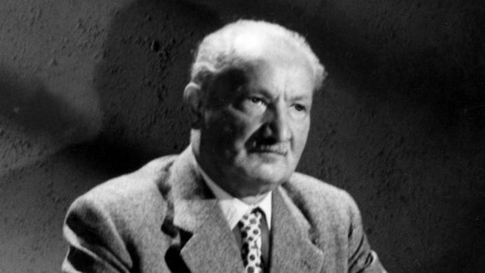Martin Heidegger, 1960