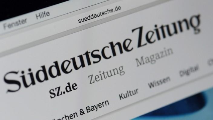 'SZ' mit Bezahlmodell im Internet