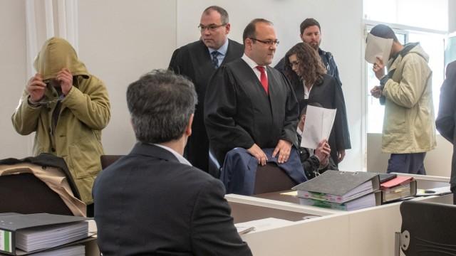 Prozessbeginn wegen gewalttätiger Angriffe in Amberg