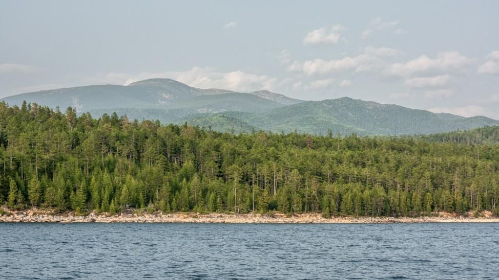 Baikalsee Sibirien