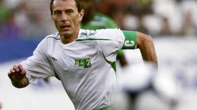 Fußball: Real Madrid: Reals Mann für Beziehungen nach außen: Emilio Butragueño, 45.