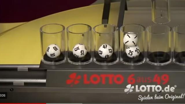 Panne bei Lottoziehung