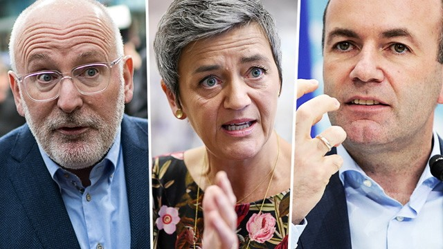 europa wahl parteien