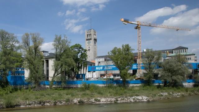 Sanierung des Deutschen Museums in München, 2019