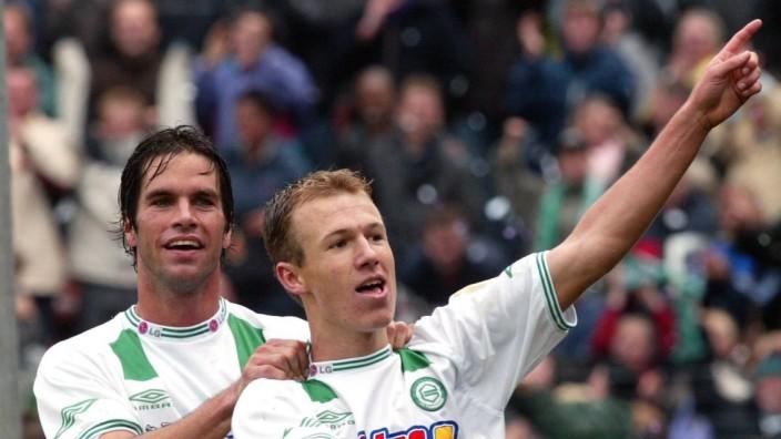 Arjen Robben Groningen 2002