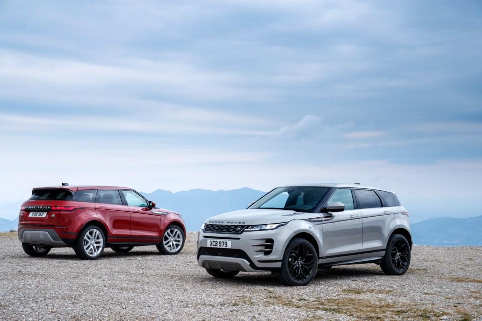 Der Range Rover Evoque