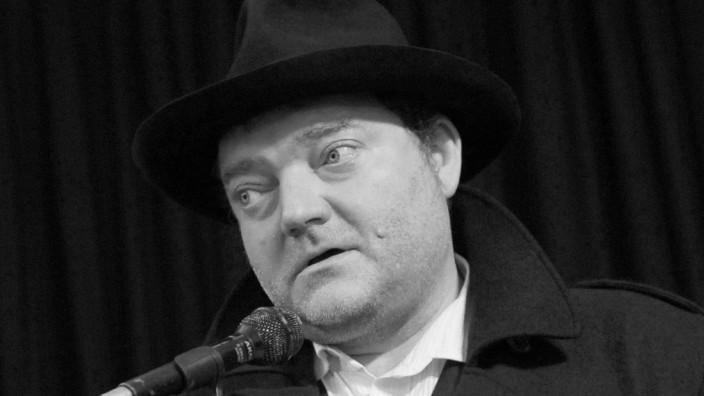 Satiriker Wiglaf Droste gestorben; Satiriker Wiglaf Droste gestorben