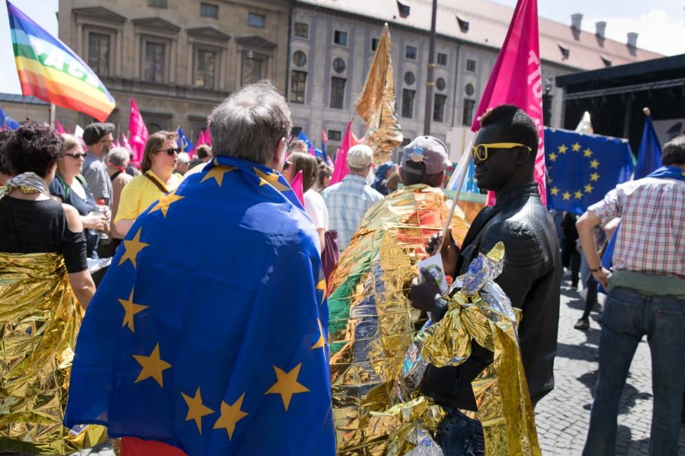 Pulse of Europe Odeonsplatz