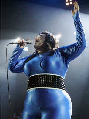 Beth Ditto; Getty Images