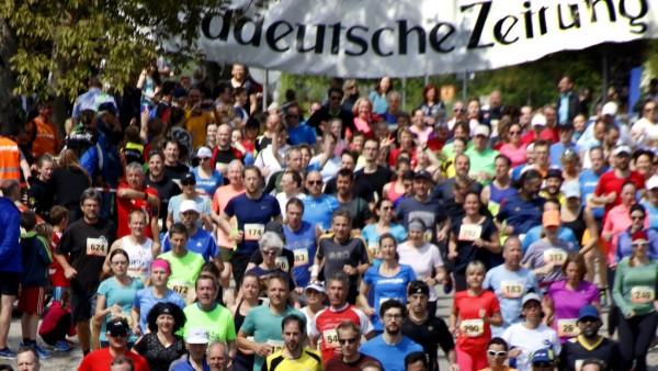 SZ-Lauf Rund um den Weßlinger See 2019